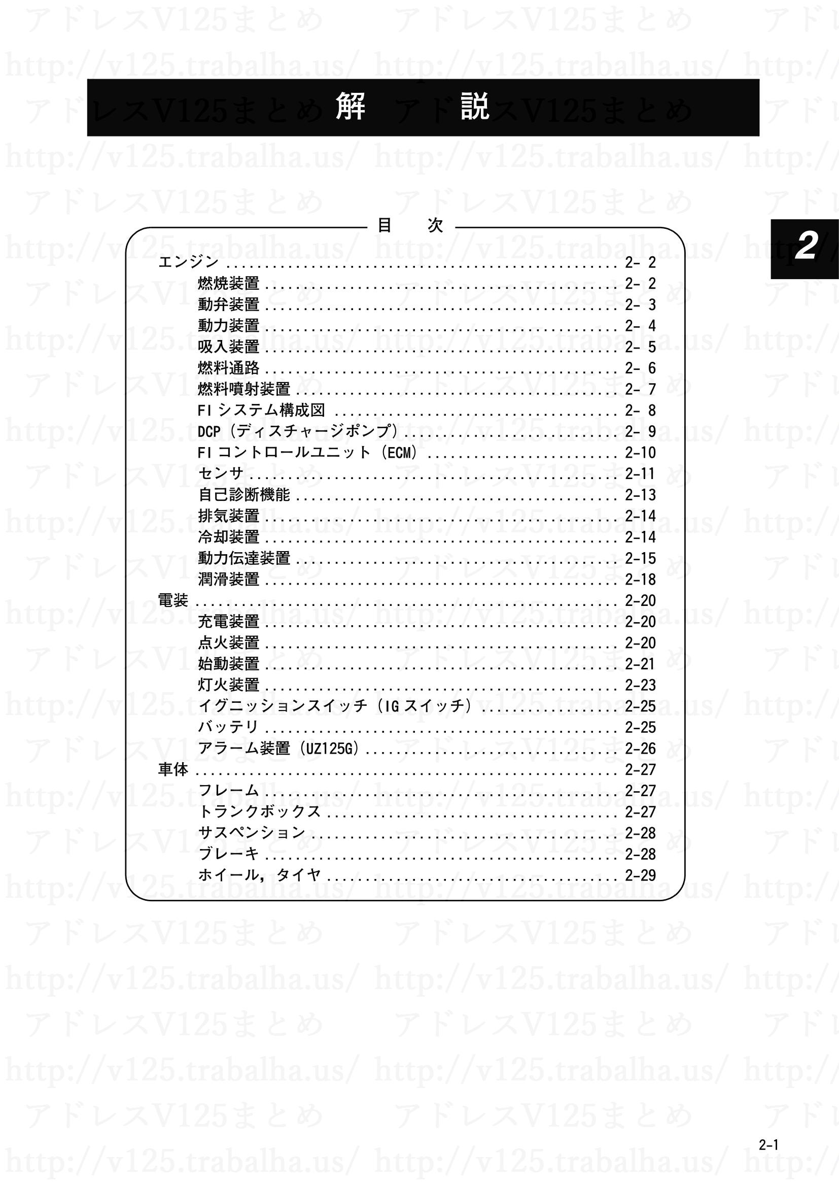 2-1【解説】目次