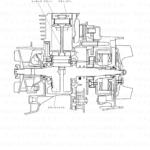 9-16【整備情報】クランクシャフト組立図