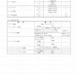 9-33【整備情報】整備データ6