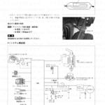 追補【UZ125GK9/UZ125ZK9】旧モデルとの主な相違点4
