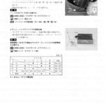 追補【UZ125GK9/UZ125ZK9】旧モデルとの主な相違点9